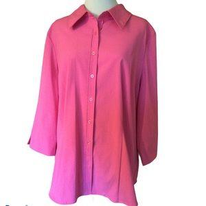 🆕 Apt. 9 Pink Stretch Top